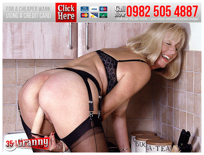 30 Second Granny Wank Phone Sex Chat Online 35p Granny Chat UK