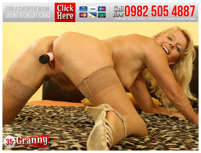 Gilf Phone Sex Chat Online 35p Granny Chat UK