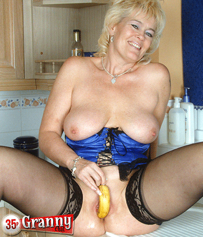 Granny Food Play Phone Sex 35p Granny Chat